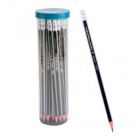 Deli Student Colored Pencl 24/Tube