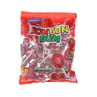 Bon Bon Bum Assorted Surtido Bubble Gum Pops 816g