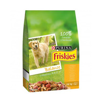 Friskies Balance With Chicken For Adult Dogs 15KG