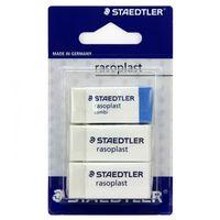 Staedtler Rasoplast Eraser Pack Of 3 Pieces