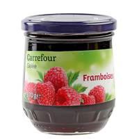Carrefour Jam Jelly Raspberry 370 g