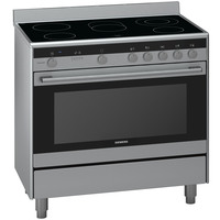 Siemens 90x60 Cm Electric Cooker HY738357M