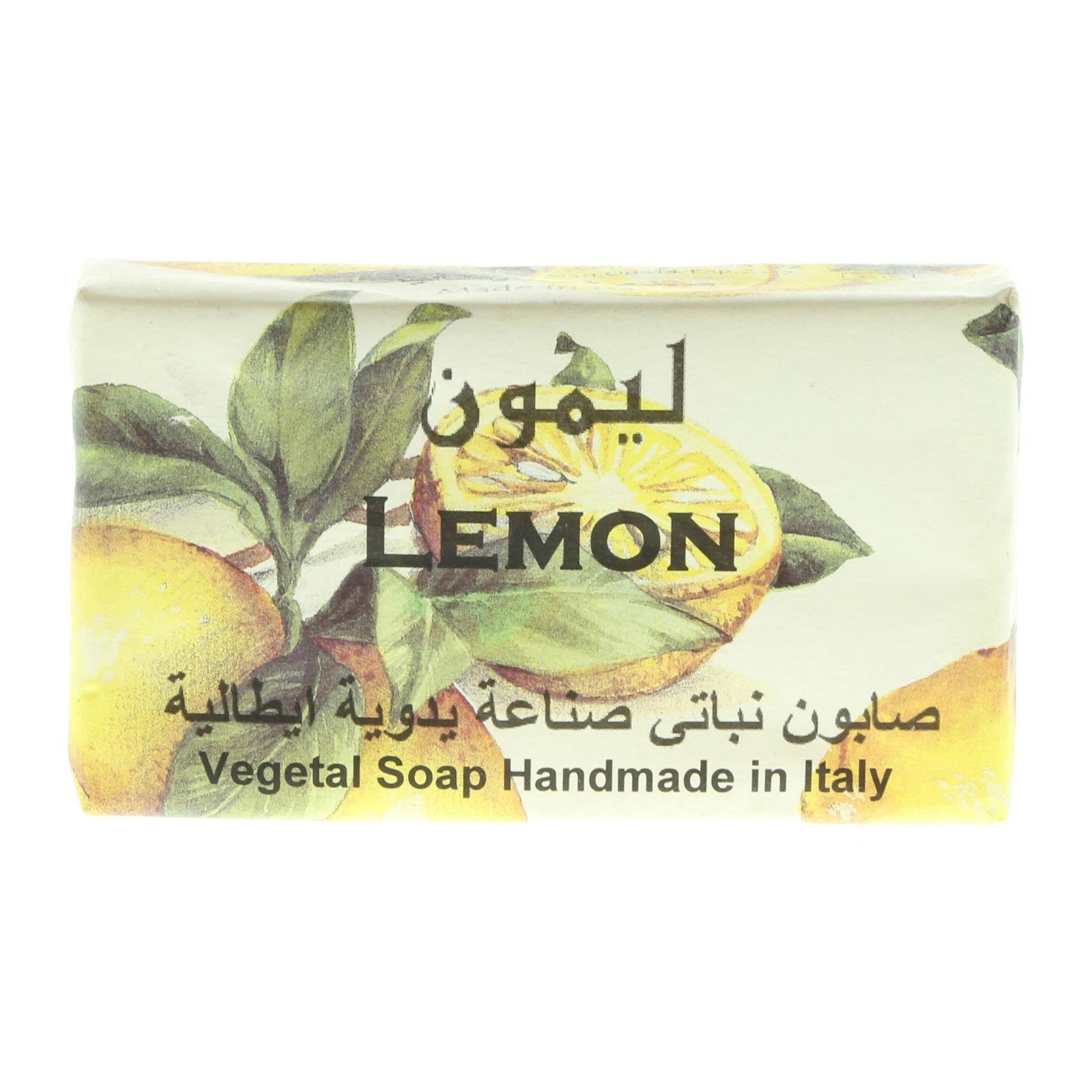 ALCHIMIA HANDMADE VEGETAL SOAP LEMO