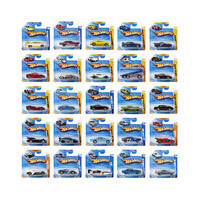 Hot Wheels Euro Basic Cars