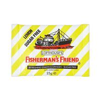 Fisherman's Friend Lemon Sugar Free 25GR