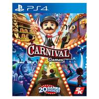 Sony PS4 The Carnival Games
