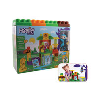 Monkey And Blocks Game