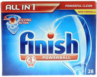 Finish All In1 Powerball Regular 28 Tab's