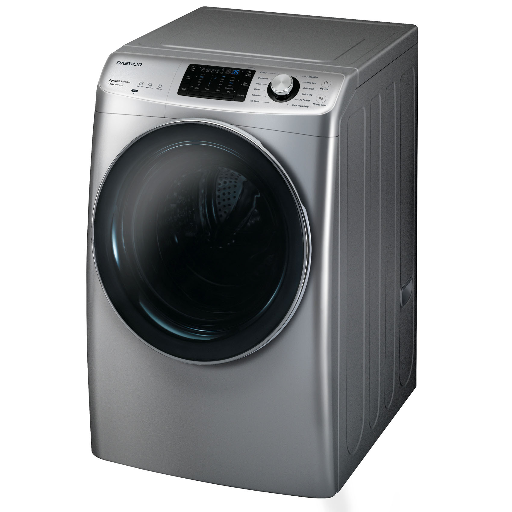 DAEWOO W/DRYER DWC-DWC-SD1213 12/7K