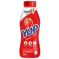 Yoplait Yop Strawberry  Drinkable Yoghurt  250ml