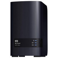 WD NAS 12TB My Cloud EX2 Ultra