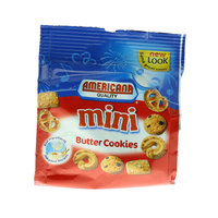 Americana Mini Butter Cookies 40g