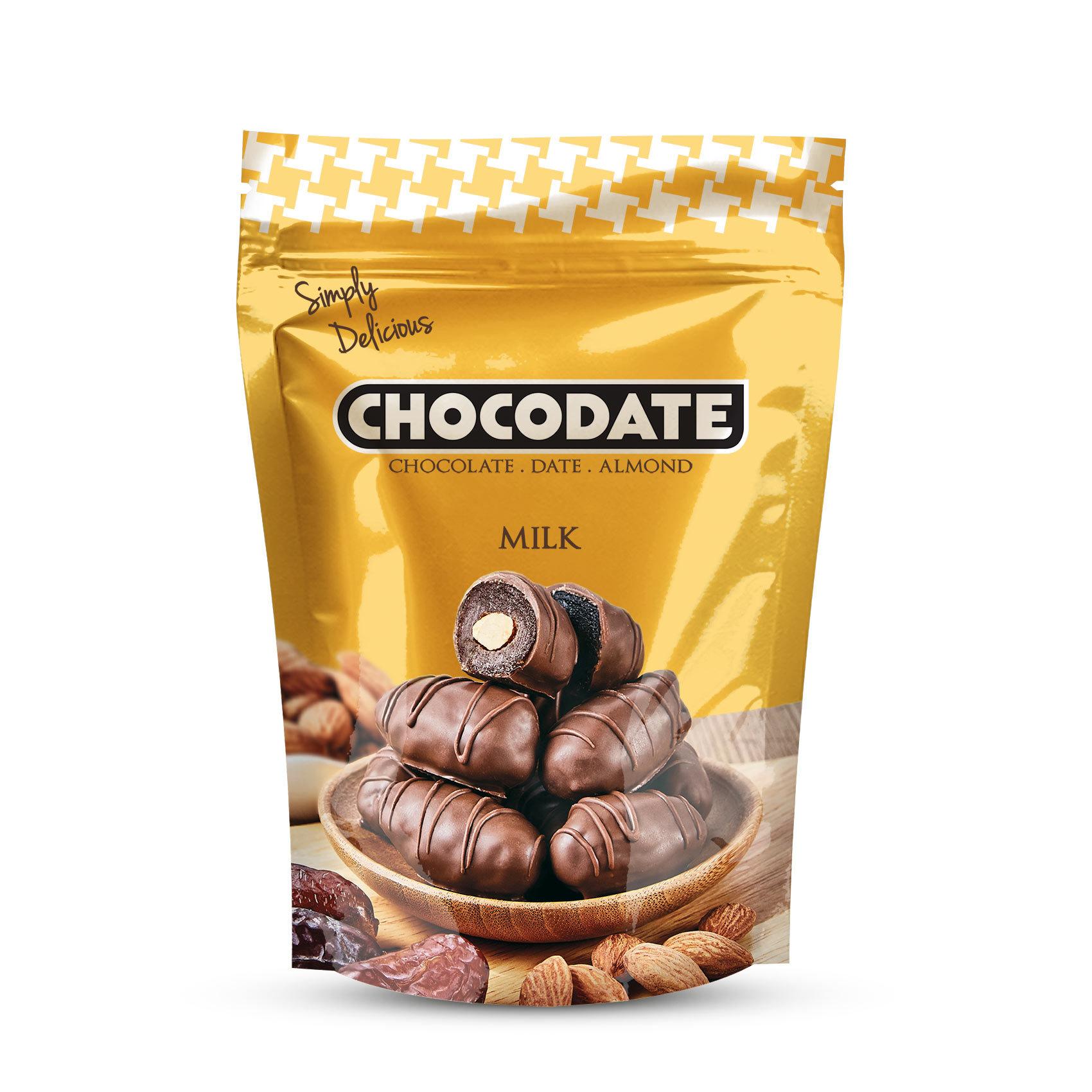 CHOCODATE MILK POUCH 250G