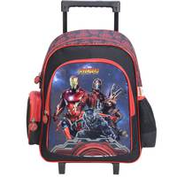 "Avengers - Trolley Bag 16"" Bk"