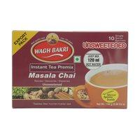 Wagh Bakri Unsweetened Instant Tea Premix Masala Chai 140g
