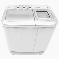 Wolf 10KG Top Load Washing Machine Twin Tub WTT100PCMM