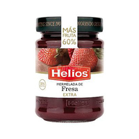 Helios Jam Strawberry Diet 280GR