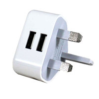 Totudesign Charger Travel Adapter AC10 Black