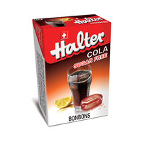 Halter Candy Cola & Citron 40GR