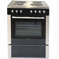 Kenwood 50X50 Cm Gas Cooker KCRVFB604 Mess 4 Hot Plate