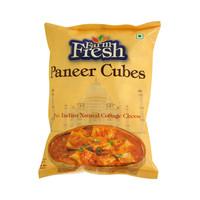 Farm Fresh Paneer Cubes 1Kg