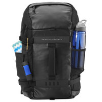 "HP BackPack Odyssey 15.6"" Blue-Black"