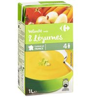Carrefour Velvety of 8 Vegetables Soup Of The Day 1L