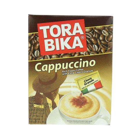 Tora-Bika-Cappuccino-Coffee-125g