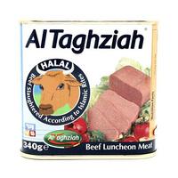 Al Taghziah Beef Luncheon Meat 340GR