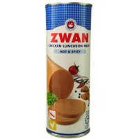Zwan Chicken Luncheon Meat Hot & Spicy 850g