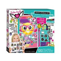 Fashion Angels Graphic Journal Kit Set Of 4 Pieces 8 Years+