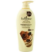 Enchanteur Perfumed Body Lotion Intense Moisture Cocoa Butter & Argan Oil 500ml