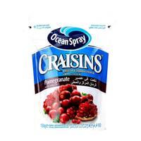 Ocean Spray Craisins Dried Cranberries Pomegranate 150 g