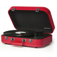 Crosley Coupe Bluetooth Turntable CR6026A Red