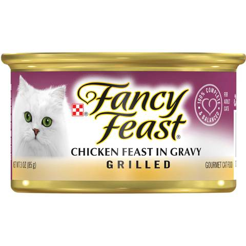 Purina-Fancy-Feast-Grilled-Chicken-Wet-Cat-Food-85g