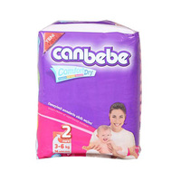 Canbebe Diapers Size 2 + Selpak 70