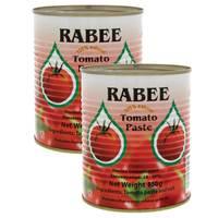 Rabee Tomato Paste 850gx2