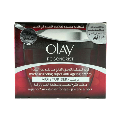 Olay-Regenerist-Microsculpting-Super-Anti-Ageing-Cream-Moisturiser-50ml