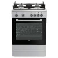 Beko 60X60 Cm Gas Cooker FSG-T62130GW