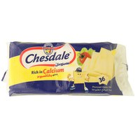 Chesdale Processed Cheese Slices 680g