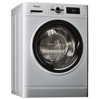 Whirlpool 9KG Washer And 6KG Dryer FWDG96148SBS