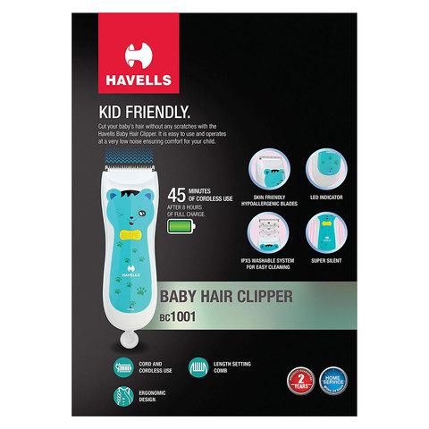 HAVELLS HAIR CLIPPER BC1001