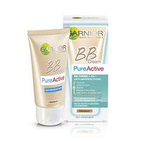 Garnier BB Pure Active 5-IN-1 Daily Moisturizer Anti-Imperfections Medium