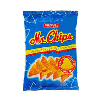 Jack & Jill MR Chips Nacho Cheese Flavored Corn Chips 100GR