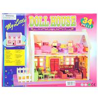 My Little Doll House 34Pc