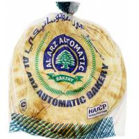 Al-Arz Arabic Bread Medium Brown Bread 200g