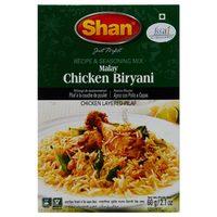 Shan Malay Chicken Biryani Masala Mix 60g