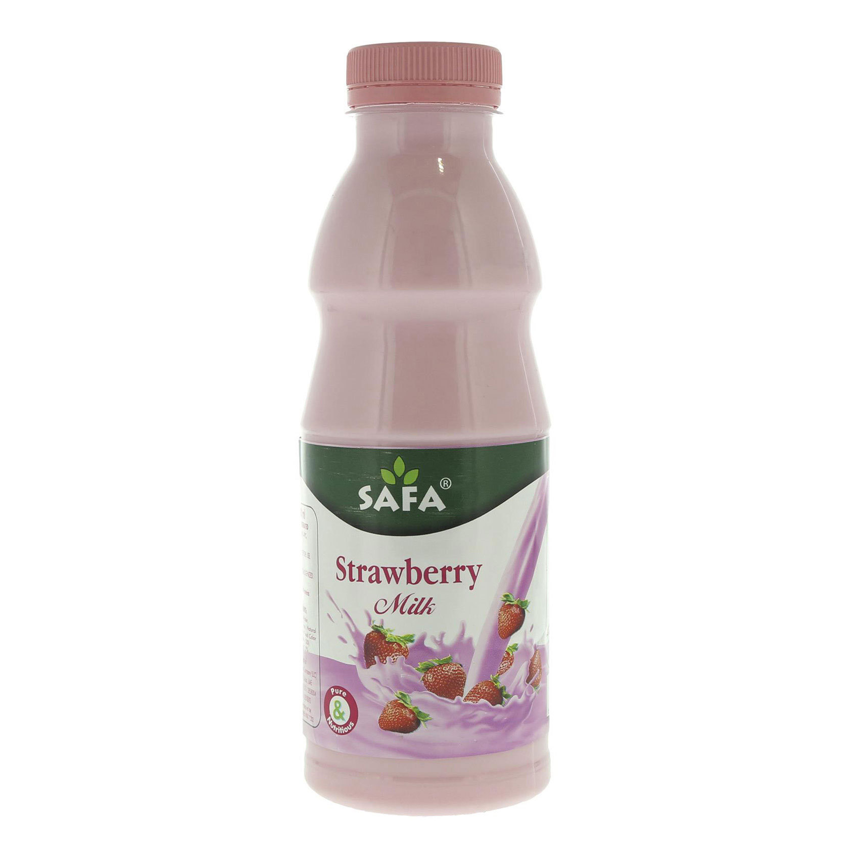 SAFA STRAWBERRY MILK 500ML