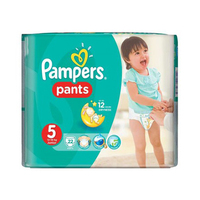 Pampers Diapers Pants Junior Size 5 12-18KG 22 Pieces