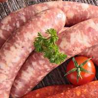 Lebanese-Spiced South African Beef Sausage